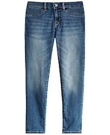 Polo Ralph Lauren Big Girls Aubrie Denim Leggings