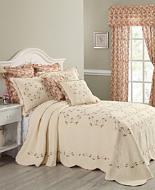 Modern Heirloom Felisa Bedspread-King