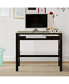 Montego Folding Desk with Pull Out