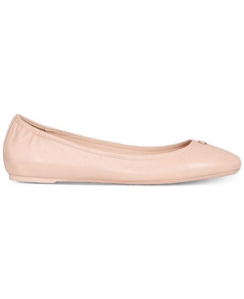 b73650333117 kate spade new york Kora Ballet Flats   Reviews - Shoes - Macy s