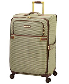 "Oxford II 29"" Softside Spinner Suitcase, Created for Macy's"