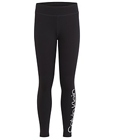 Big Girls Logo Leggings