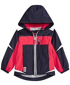 London Fog Little Boys Active Rain Jacket