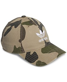 adidas Men's Originals Relaxed Logo Hat