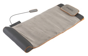 Image of HoMedics Air Compression Back Stretching Mat