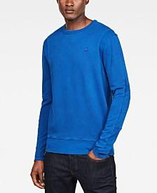 G-Star RAW Men's Motac-X Regular-Fit Pieced Sweatshirt