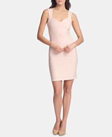 GUESS Sleeveless Bandage Dress