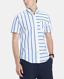 Tommy Hilfiger Men's Ted Striped Shirt