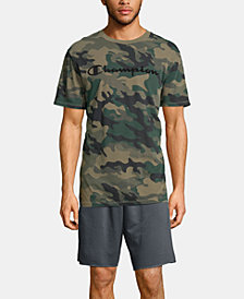 Champion Men's Camo T-Shirt