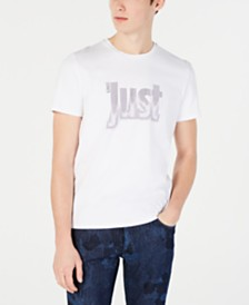Just Cavalli Men's Logo Graphic T-Shirt