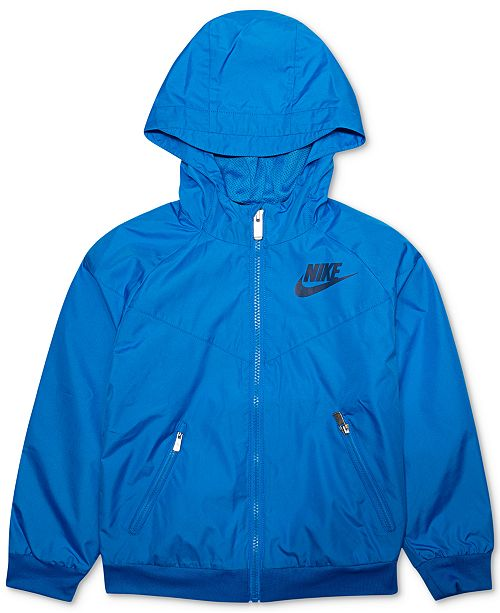 Nike Windrunner Hooded Colorblocked Jacket a2db91374