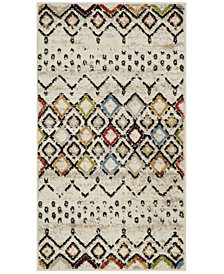 "Safavieh Amsterdam Ivory and Multi 2'3"" x 4' Area Rug"