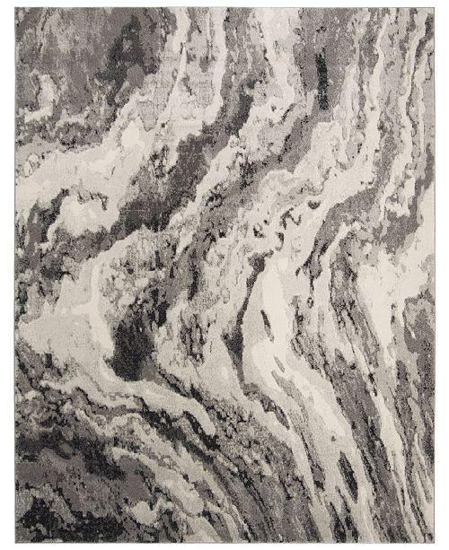 Safavieh Evoke Ivory and Gray 8' x 10' Area Rug