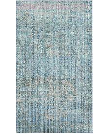 Mystique Blue and Multi 3' x 5' Area Rug