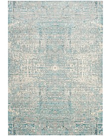 Mystique Teal and Multi 8' x 10' Area Rug