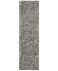 "Safavieh Polar Silver 2'3"" x 8' Area Rug"