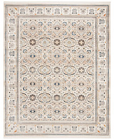 Safavieh Vintage Persian Ivory and Light Gray 8' x 10' Area Rug