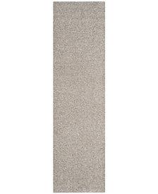 "Safavieh Arizona Shag Linen 2'3"" x 8' Sisal Weave Area Rug"