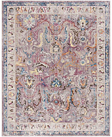 Safavieh Bristol Lavender and Light Gray 8' x 10' Area Rug