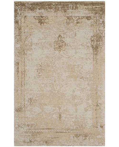 Safavieh Classic Vintage Sand 4' x 6' Area Rug