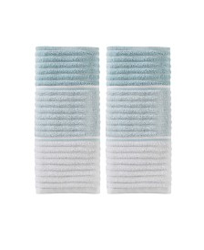 Planet Ombre 2 Piece Hand Towel Set