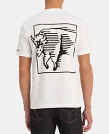 Calvin Klein Jeans Men's Modern Bull Graphic T-Shirt