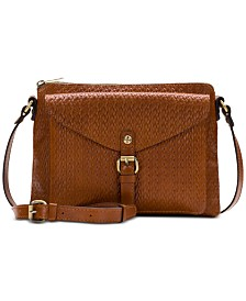 Patricia Nash Woven Leather Avellino Crossbody