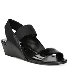 Donald Pliner Elsie Wedge Sandals
