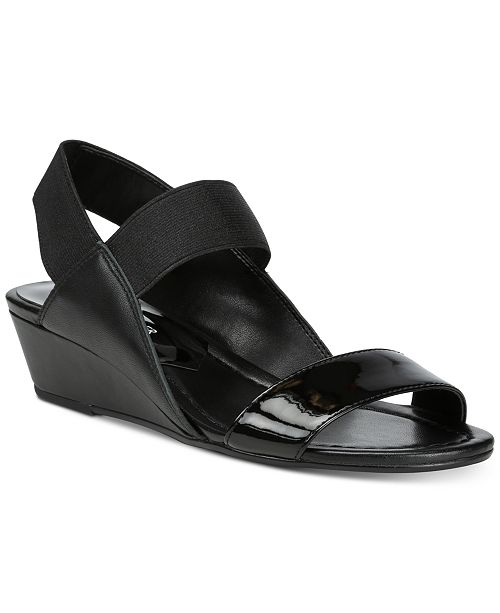 Donald Pliner Elsie Wedge Sandals
