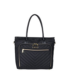 """Kenneth Cole Reaction 15"""" Laptop Business Tote"""