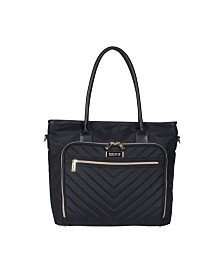 "Kenneth Cole Reaction 15"" Laptop Business Tote"