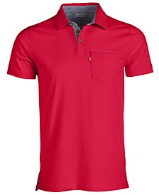 Men's Pocket Polo