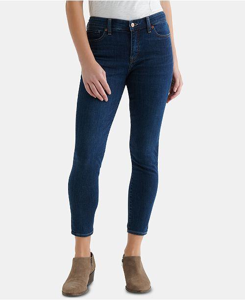 Lucky Brand Ava Capri Jeans