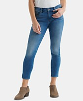 09fadc24e8d Lucky Brand Ava Capri Jeans