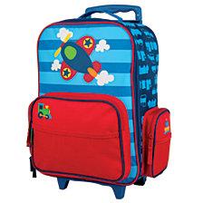 Stephen Joseph Classic Rolling Luggage