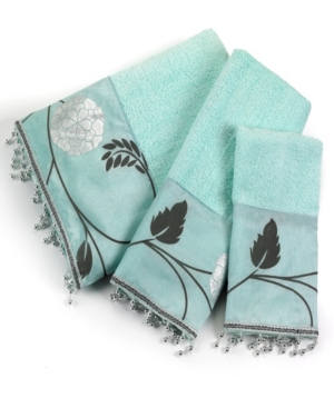 Popular Bath Avantie 3-Pc. Towel Set Bedding