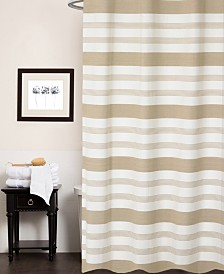 Popular Bath Nowell Shower Curtain