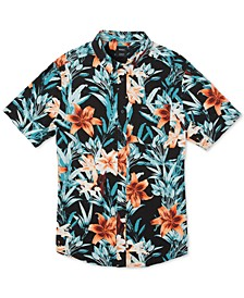 Men's Montague Floral Graphic Shirt