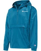 13af55b30793 Champion Men s Packable Half-Zip Hooded Water-Resistant Jacket. Quickview. 7  colors
