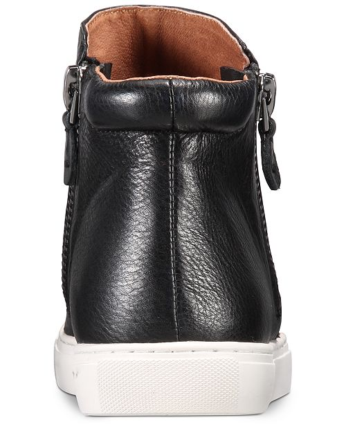 fb46513cd58 ... Gentle Souls by Kenneth Cole Women s Carter High-Top Sneakers ...