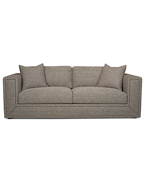 Dulovo 90 Fabric Sofa Created For Macy S