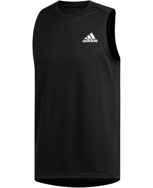455947eb52396 adidas Men s FreeLift Tank Top   Reviews - T-Shirts - Men - Macy s