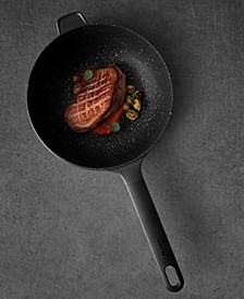 "Gem Cast Alum 11"" Non-Stick Stir Fry Pan"