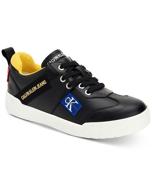 finest selection 39bd2 4c963 Calvin Klein Men's Norm Sneakers