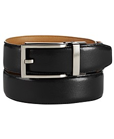 100% Italian Leather Men's Dress Belt, Created for Macy's