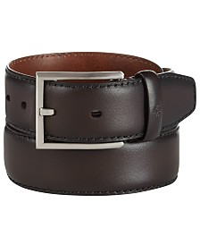 Ryan Seacrest Distinction™ Men's Dress Belt, Created for Macy's