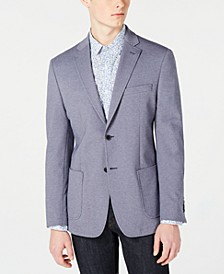 Men's Slim-Fit Knit Sport Coat, Created for Macy's