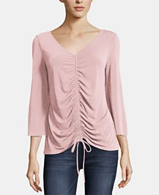 ECI Ruched Top