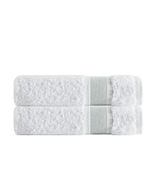 Enchante Home Unique 2-Pc. Turkish Cotton Bath Towel Set