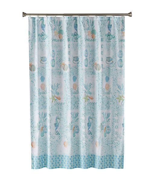 Saturday Knight Ltd. South Seas Shower Curtain